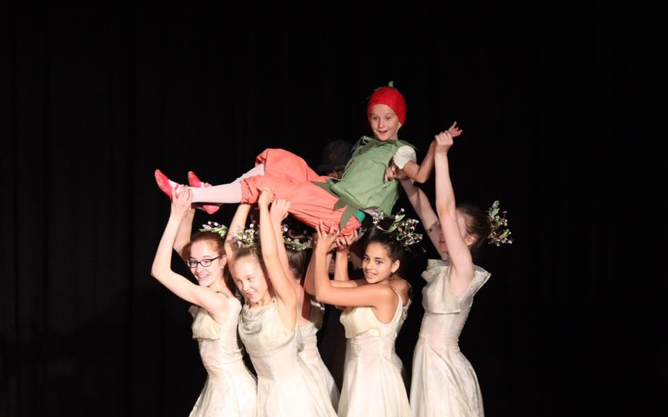 impressions from the national kids and youth dance festival