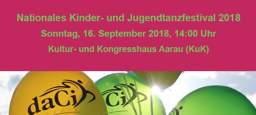 Nationales Kinder- und Jugendtanzfestival 2018