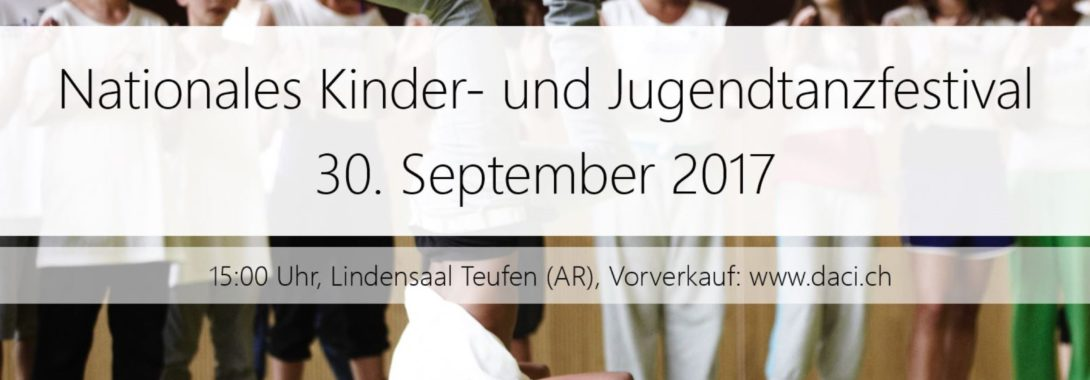 Nationales Kinder- & Jugendtanzfestival 2017