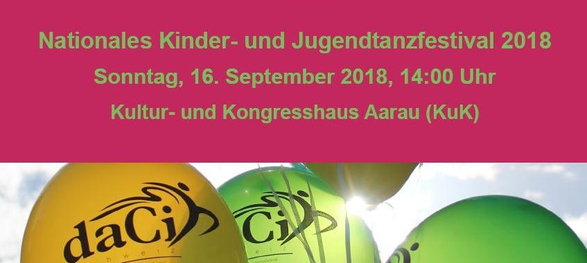 Nationales Kinder- und Jugendtanzfestival 2018