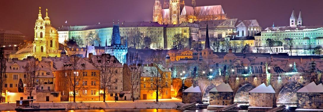 Tanzreise nach Prag