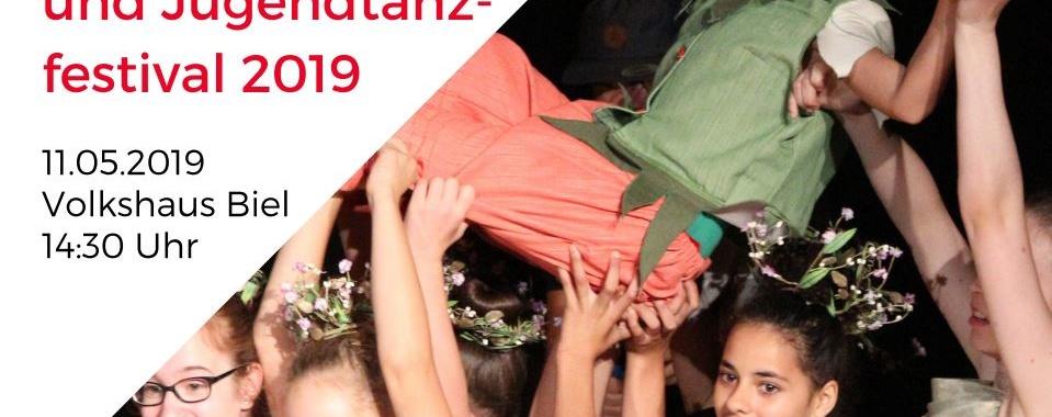 Ausblick Nationales Kinder- und Jugendtanzfestival 2019