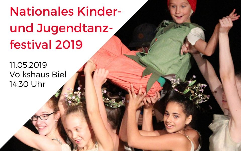 Nationales Kinder- und Jugendtanzfestival 2019