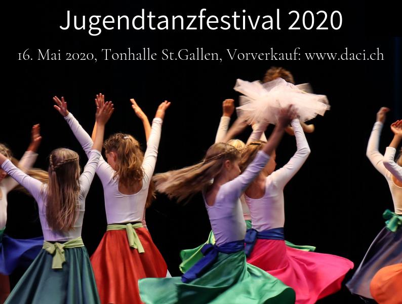 Ausblick Nationales Kinder- und Jugendtanzfestival 2020