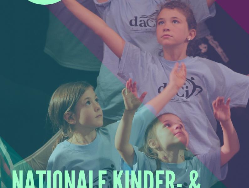 Ausblick Nationale Kinder- und Jugendtanzwoche 2020