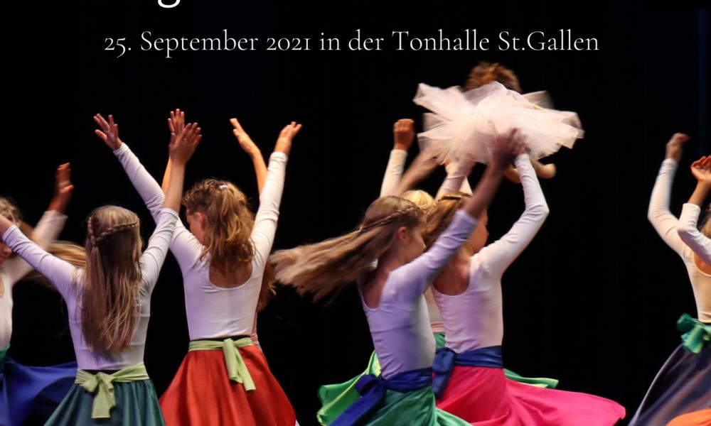 Ausblick Nationales Kinder- und Jugendtanzfestival 2021